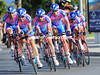 Lampre took 16th place, 33-seconds down...