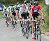 Froome's role has changed now - he is the one helping Wiggins to defend Sky's race-lead...