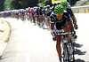 Many big teams don't like this move - Movistar starts a furious chase, helped by Shack and Quick-Step...