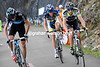 Froome has launched a desperate chase to win the Vuelta, but Menchov is disrupting his efforts by riding alongside him all the way..!
