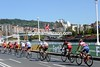 The Vuelta peloton makes a return to Bilbao after 33 years - in time to see the Guggenheim museum...