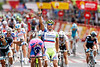 Peter Sagan won the final stage from Bennati and Petacchi...