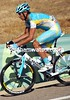 Remember him? Andre Kashechkin switched teams from Lampre to Astana just before the Vuelta...