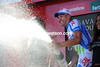 Kittel celebrates his and his team's first-ever Vuelta stage-win..!