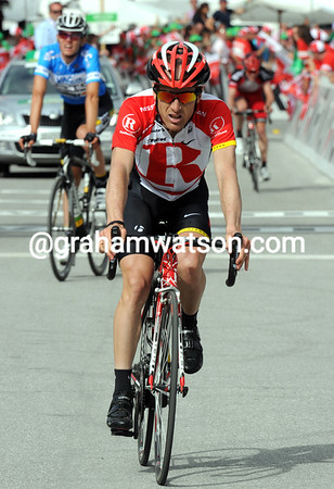Levi Leipheimer has lost a little time, but is close enough to feature in the coming week...