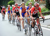 Radio Shack and Rabobank chase like crazy - two Leopard riders in the escape is at least one too many..!