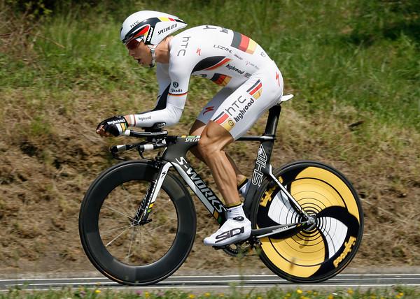 Tony Martin won the final day TT...