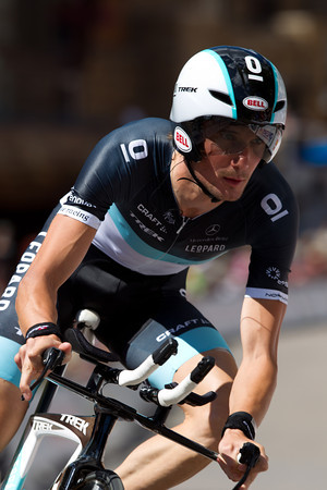 Frank Schleck made the top 20, 20th at 1:35.