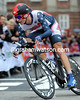 "Taylor Phinney beat teamate Talansky into 15th, 3'56"" down.."