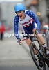 "Andrew Talansky took 16th at 3'57"" in his first elite-level Worlds TT..."