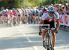 Michele Albasini attacks for Switzerland, but goes nowhere soon...