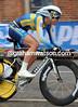 Emilia Fahlin of Switzerland took 9th at 55-seconds...