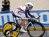 """Evelyn Stevens slotted into 15th place, 1' 22"""" down on the winner..."""
