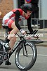 Clara Hughes was one of two Canadians in the top five, she was 37-seconds off the fastest time...