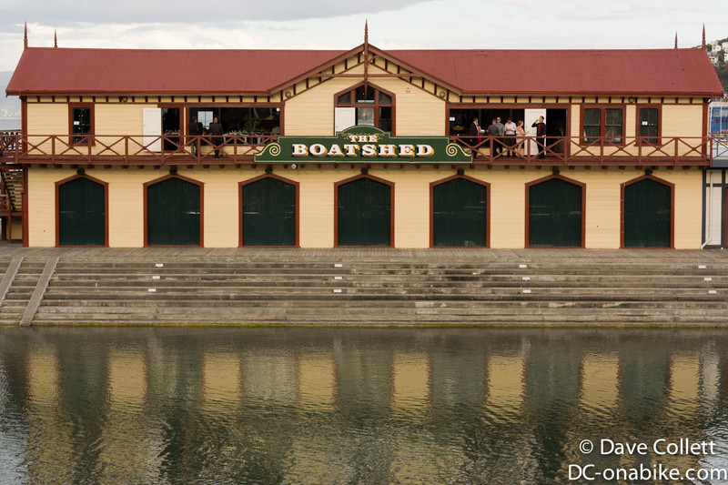 The Boatshed!