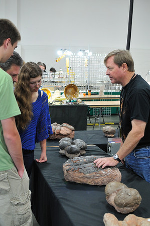 2012-05-13 Meadowlands Fossil Show and Harriman Park