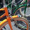 Colorful Bikes in San Francisco
