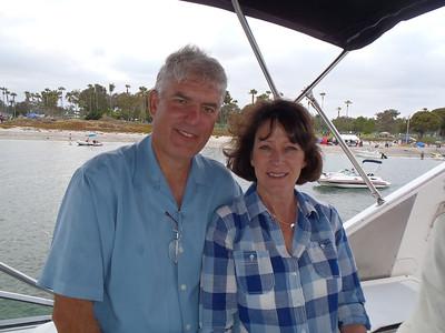 2012-07-04 Glorietta Bay on Rich's Boat