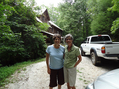 2012-07-12 Visiting Celia Eanes