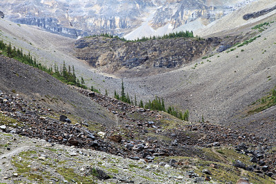 End of Trail II - Stanley Glacier