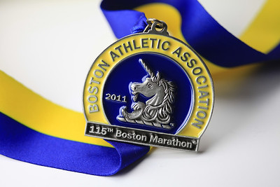 Boston 115th Medal