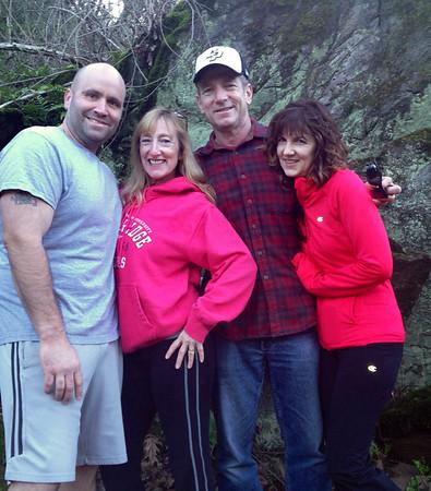 2012-12-30 Hiking w/Mary & Steve