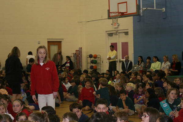 Assembly - Jump Rope 4 Heart & Black History Month