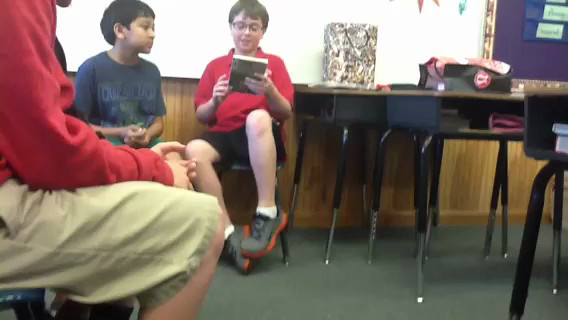 """Gr. 4 """"Commercials"""" in Ms. Yan's Class"""