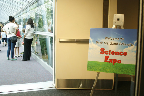 Science Expo at the Orlando Science Center