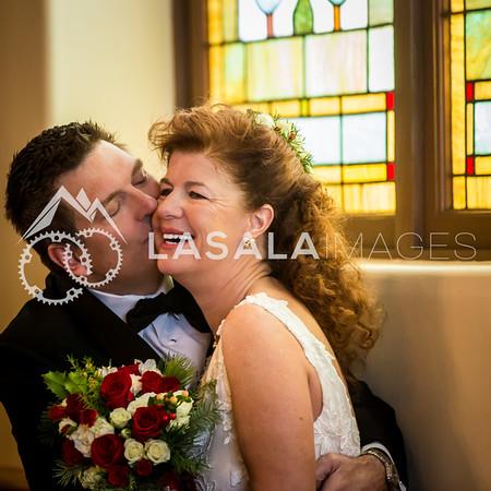 Congratulations Pete Erickson and Mary Carroll!  December 29, 2012