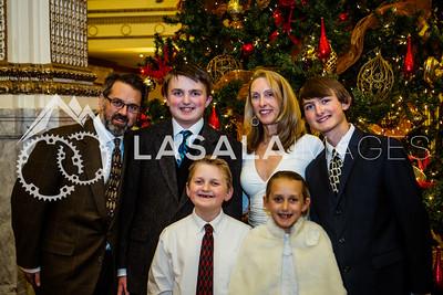 Nutcracker time!  December 22, 2012