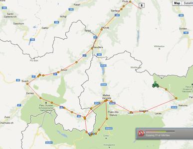 2012 Alps Tour - Day 2