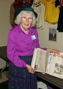 Karen Westeen, Sports Writers, Baseball-Softball Reunion