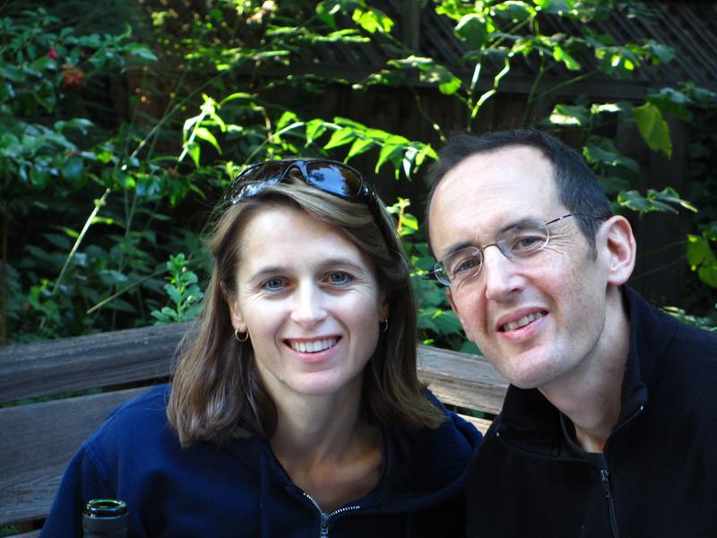 Catherine and Matt, July 4th