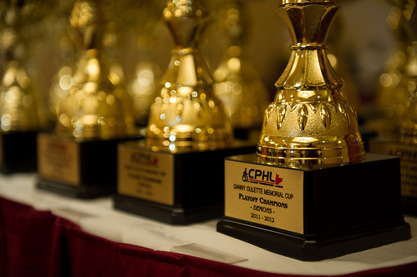 2012 CPHL Awards Banquet