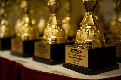 2012 CPHL Awards Banquet