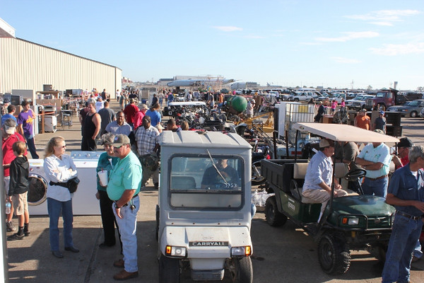 2012 Calcasieu Cameron Parish Auction