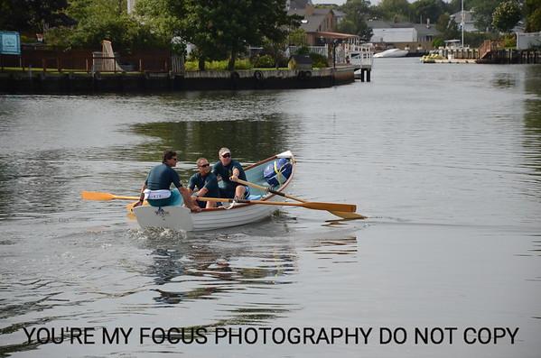 2012 Canoe Race