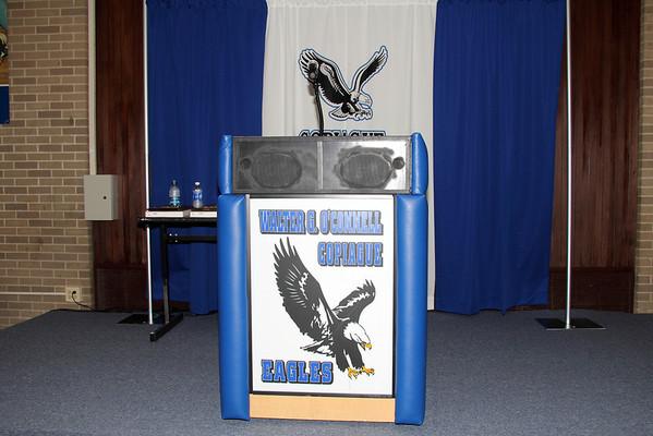 2012 Copiague High School Hall Of Achievement Induction Ceremony