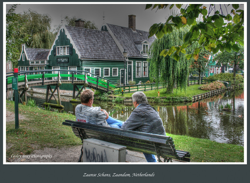 Zaanse Schans is a neighbourhood of Zaandam, near Zaandijk in the municipality of Zaanstad in the Netherlands, in the province of North Holland.