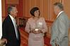 Bob Eaves, Wendy Borman and Frank Potter.