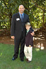 Honoree Jason Painter and his son.