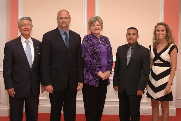 2012 Distinguished Alumni Awards Luncheon
