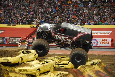 2012-Dome Monster Trucks