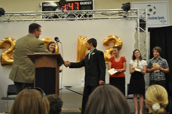 2012 Donovans 8th Grade Graduation