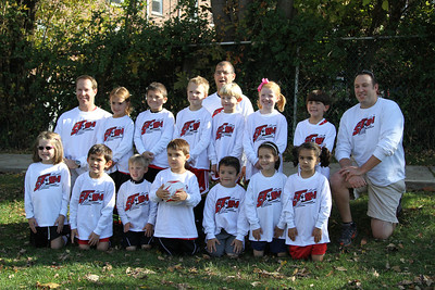 2012 Fall Soccer - Team Storm Game 6