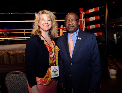2012 Fight Night at the War Memorial Auditorium. © Donn Jones Photography