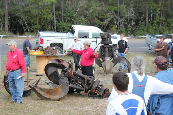 2012 Hi Tech Salvage Auction