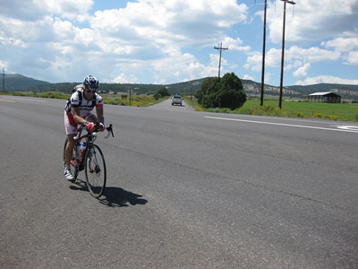 2012 Hoodoo 500 On Route