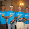 4-Man Team winners and course record holders, Veloce Santiago.